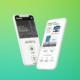 Wartsila microsite mobile mockups